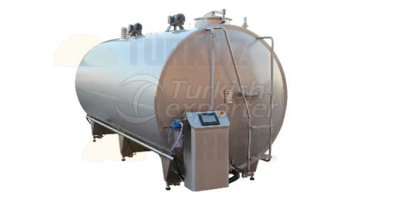 Réservoir de refroidissement du lait 10000-20000Lt