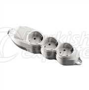 Grounded Extension Sockets -Orion