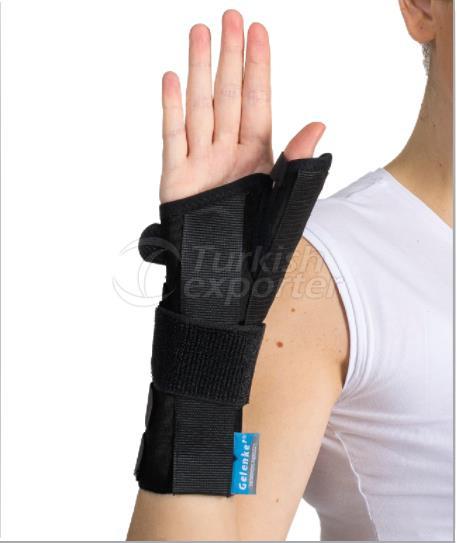 D-4060 Neoprene Wrist Splint with T