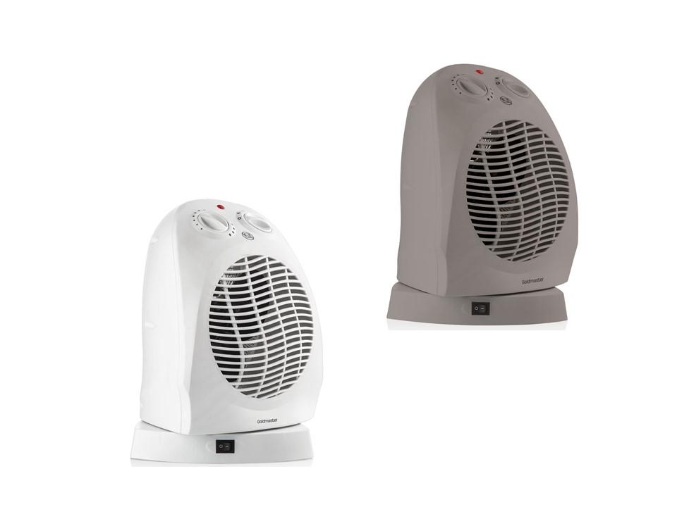 Mars Fan Heater
