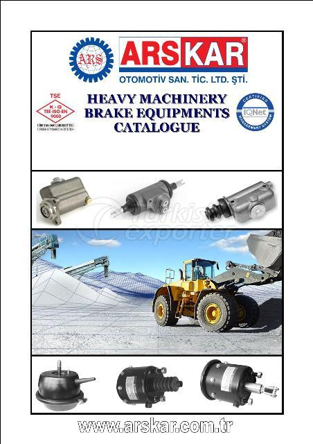 HEAVY MACHINERY BRAKE EQUIPMENTS