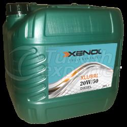 Xlubri 20W-50 Diesel Automotive Oils