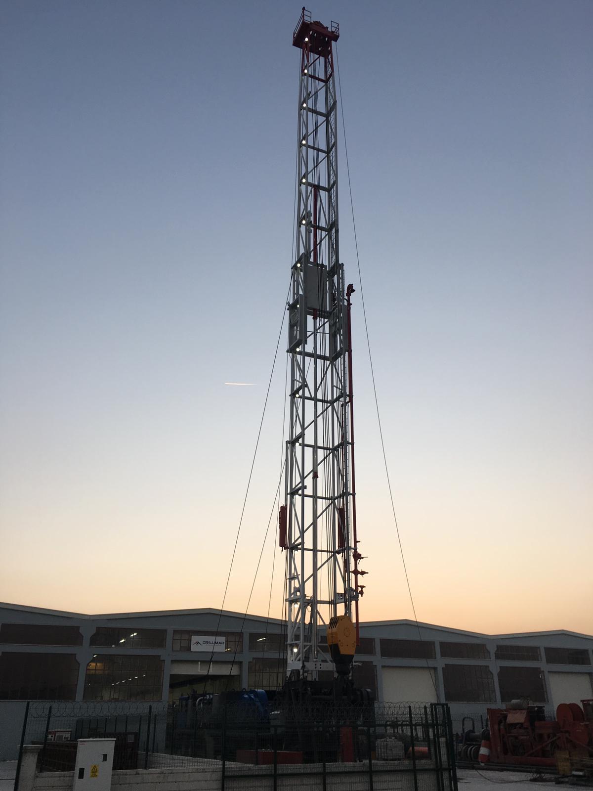 2500 Meter Drilling Rig