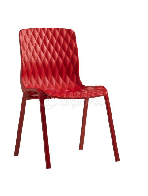 Royal Chair Red