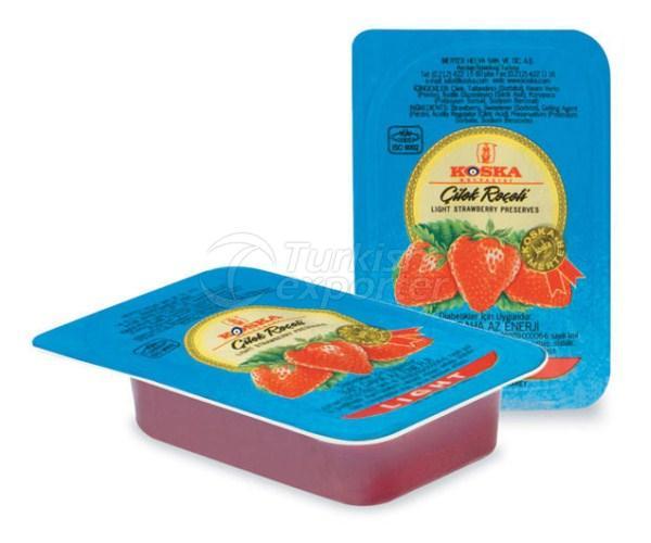 Diabetic Strawberry Jam 20gr