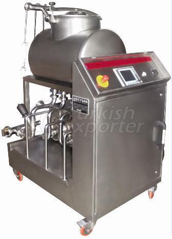 Automatic Portablse Yoghurt Filling Machine