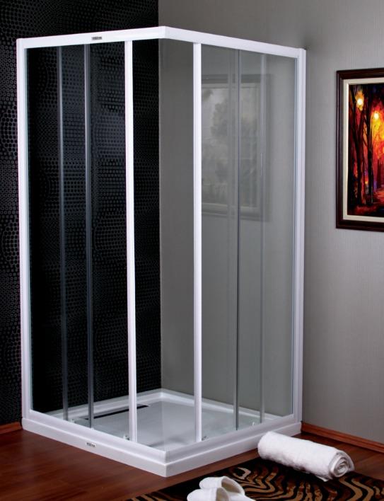 Shower Enclosure Quadra