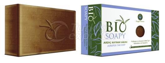 BIOSOAPY JUNIPER TAR Basic Soap