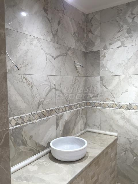 Light Grey Honed Limestone