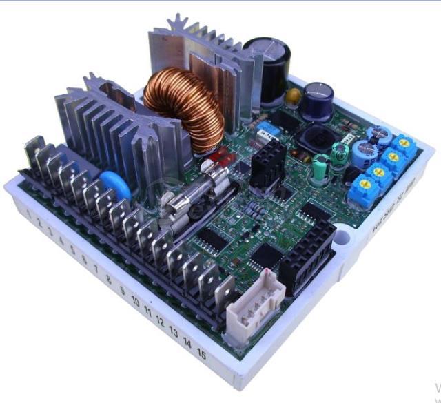 Mecc Alte - DSR AVR Card