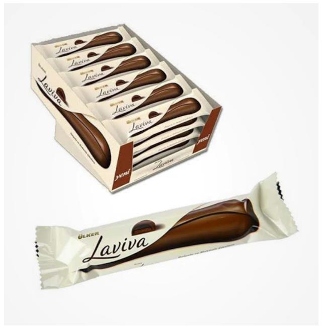 Ulker Laviva Chocolate