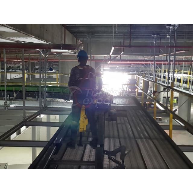 Conveyor Line Assembly