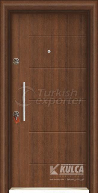 D-2035 ( PVC STEEL DOOR )