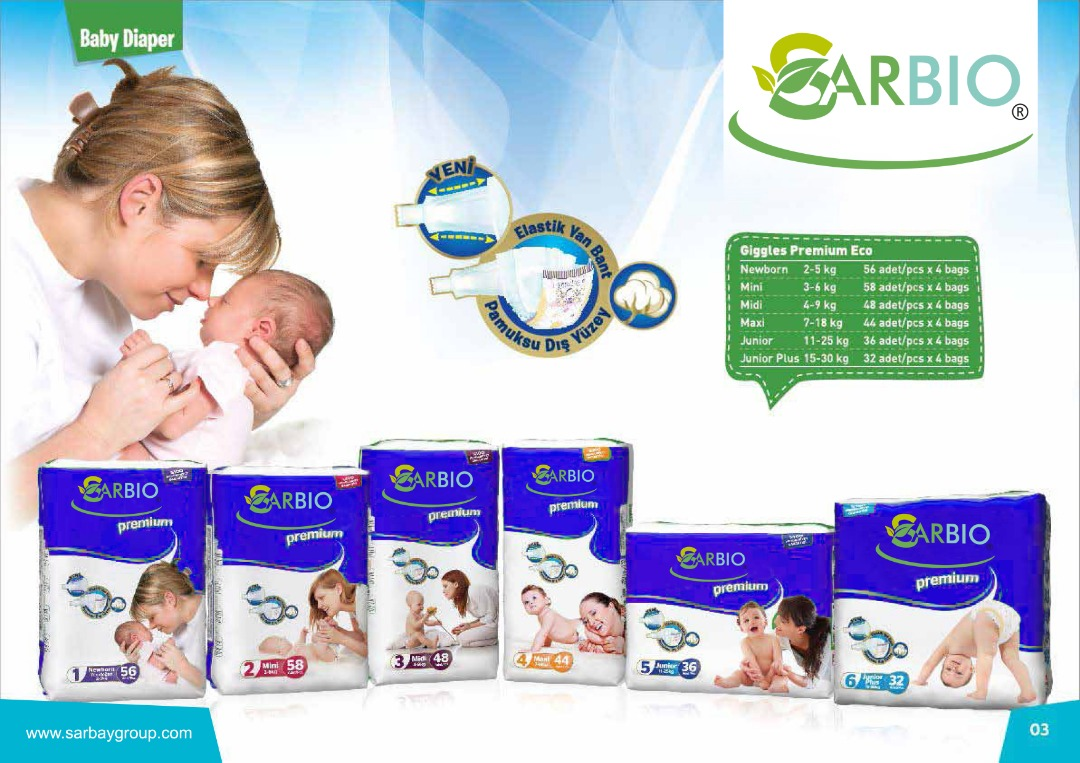 Diapers for Baby and Adults, Women Pad Manufacturer