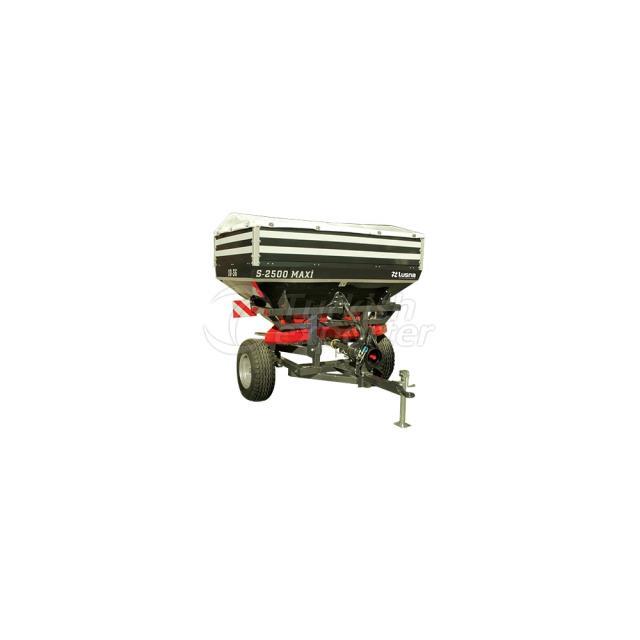 Fertilizer Sprader 2500 Lt.