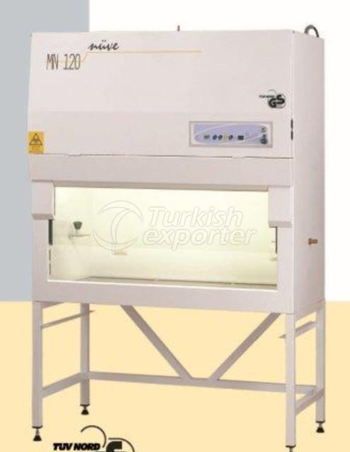 MN 090-120 Armoire de sécurité microbiologique de classe II
