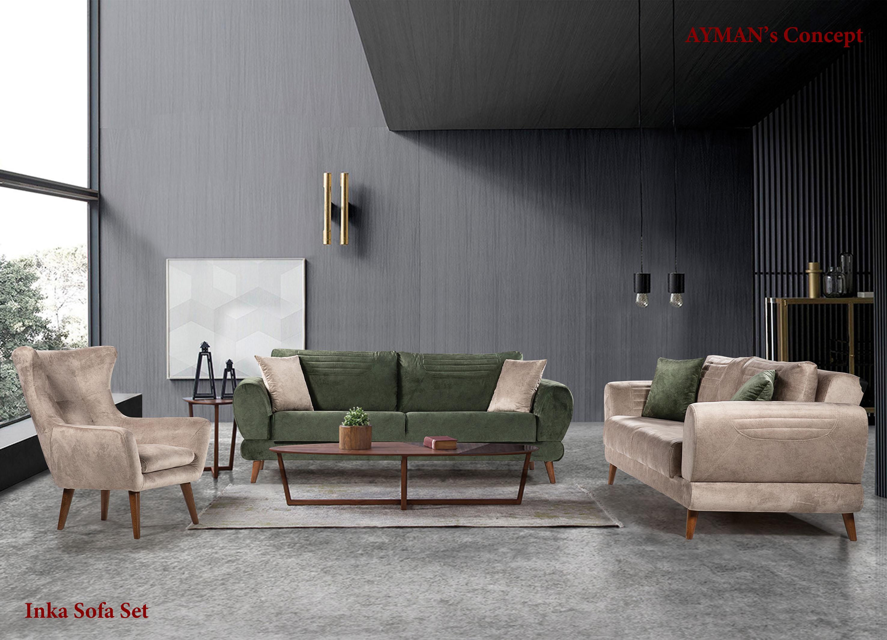 Inka Sofa Set