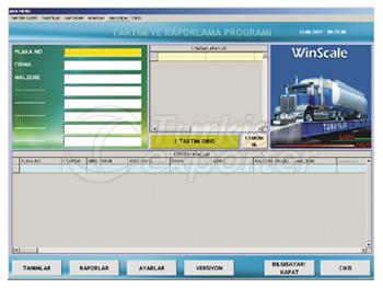 Software de Escala de Caminhão WinScale