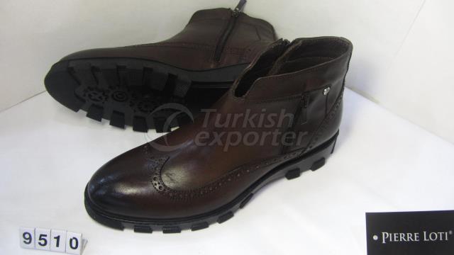 9510 Deri Ayakkabı