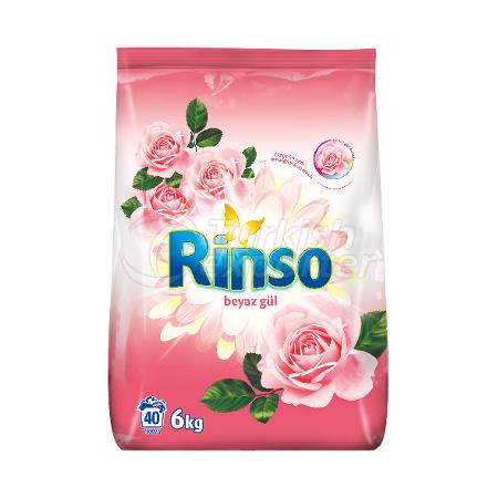 RINSO BLANCO ROSA 6 KG