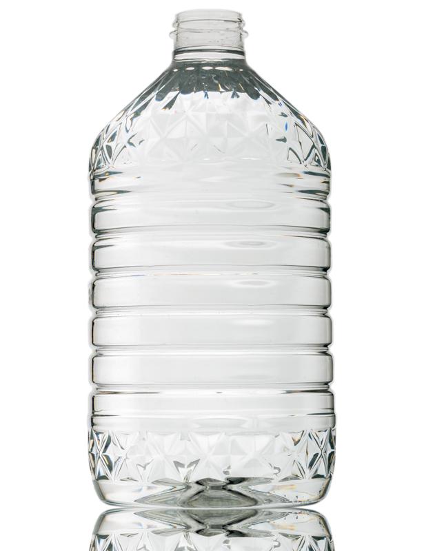 4000 CC Round Bottle