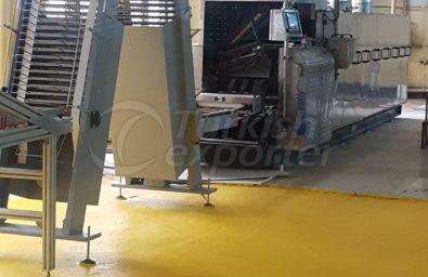 Otomatik Gofret Üretim Hattı