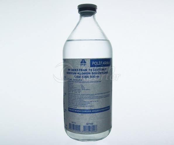 PF 70 Dekstran İzotonik NaCl 500ml