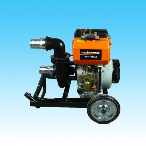 High Pressure Water Pump QSTD
