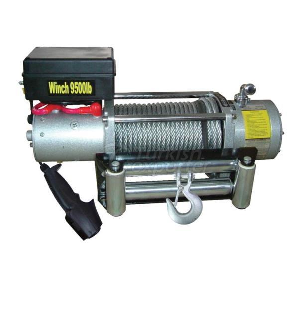 Extracteur électrique NL-A095