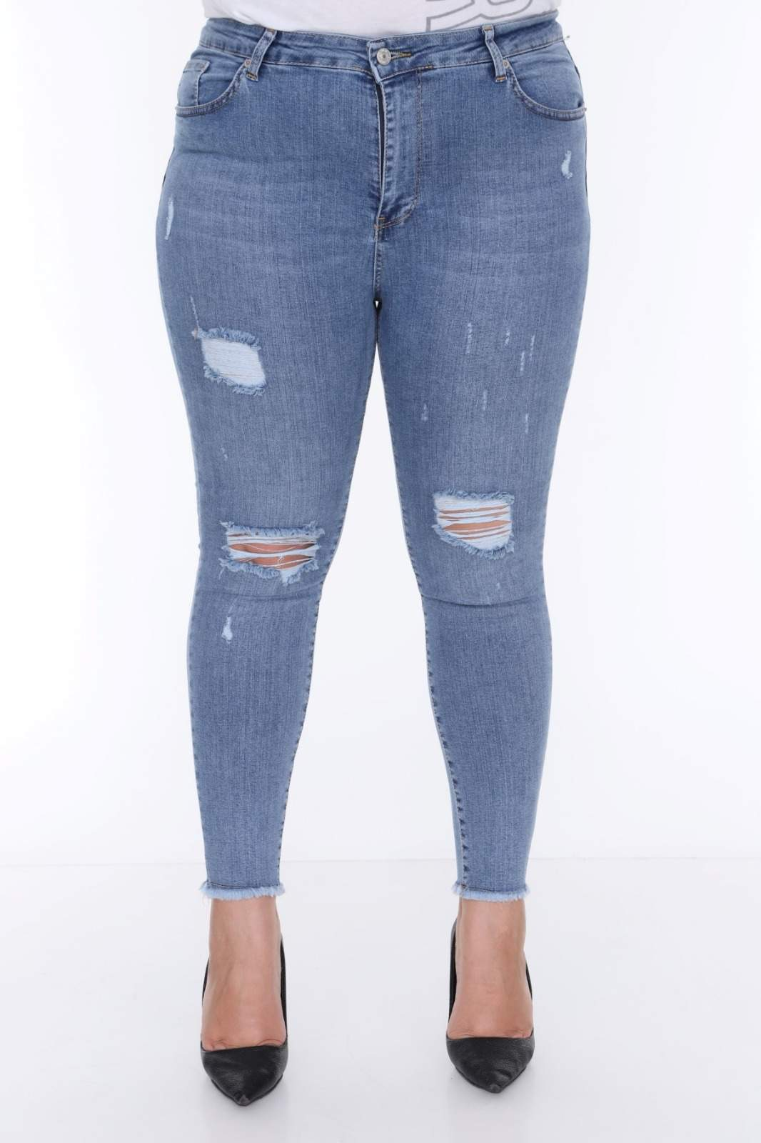 Oversize Jeans T110608