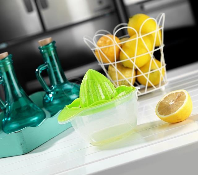 Exprimidor De Limón De Plástico