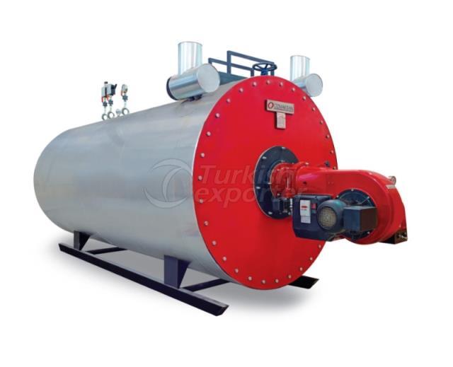 Thermal Oil Boilers - KYK Type