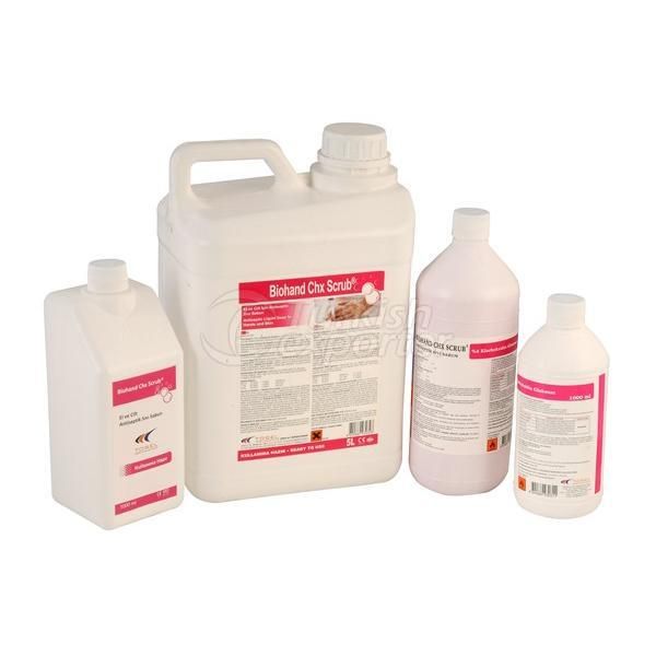 Biohand Chx Scrub Antiseptic  Soap