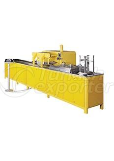 Fully Automated Chocolate Moulding Machine With Single Depositor & Cooling Tunnel