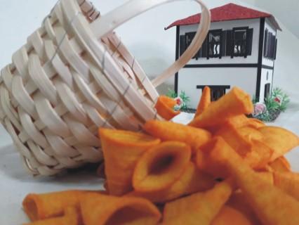 Chips De Maïs Sauce