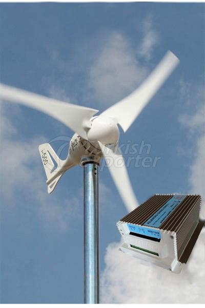 i-500 Wind Turbine-Hybrid Controller