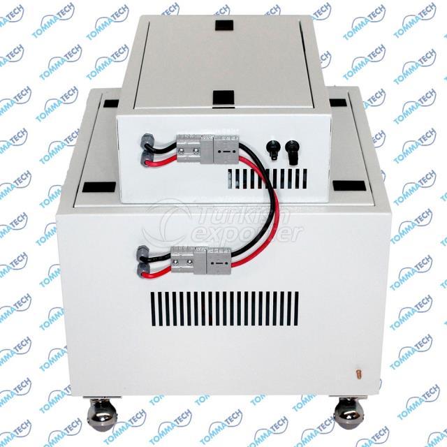 24V TT700 3P 700W Solar Power Box