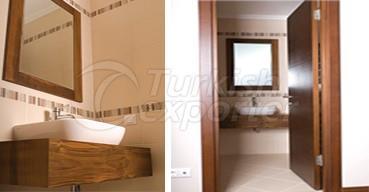 Décorations de salle de bain LAKENS 5005