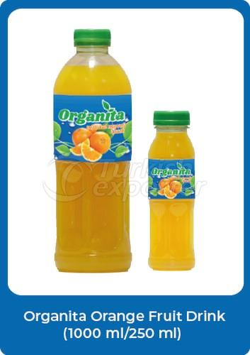 Organita Orange Fruit Drink