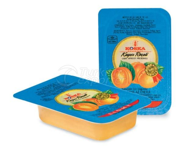 Diabetic Apricot Jam 20gr