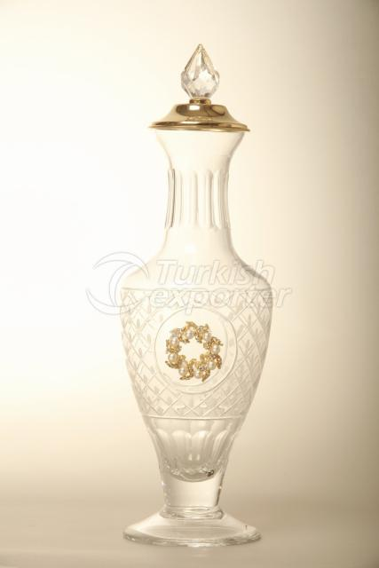 Pearly Carafe With Lid 1AU-008
