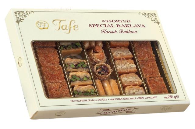 Assorted Special Baklawa 101