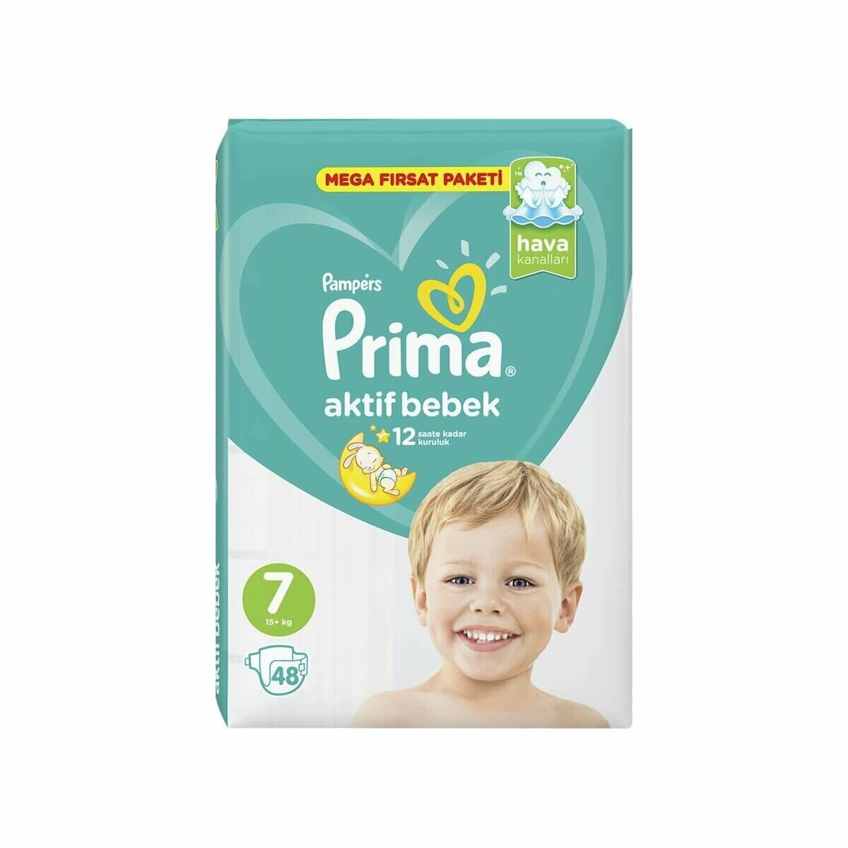 Pampers Prima