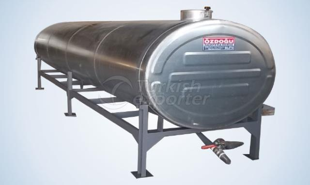 Galvanized Water Tanks