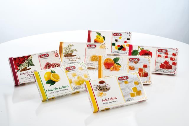 Standard Turkish Delight Boxes