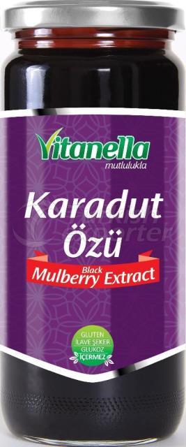 Vitanella Black Mulberry Extrait