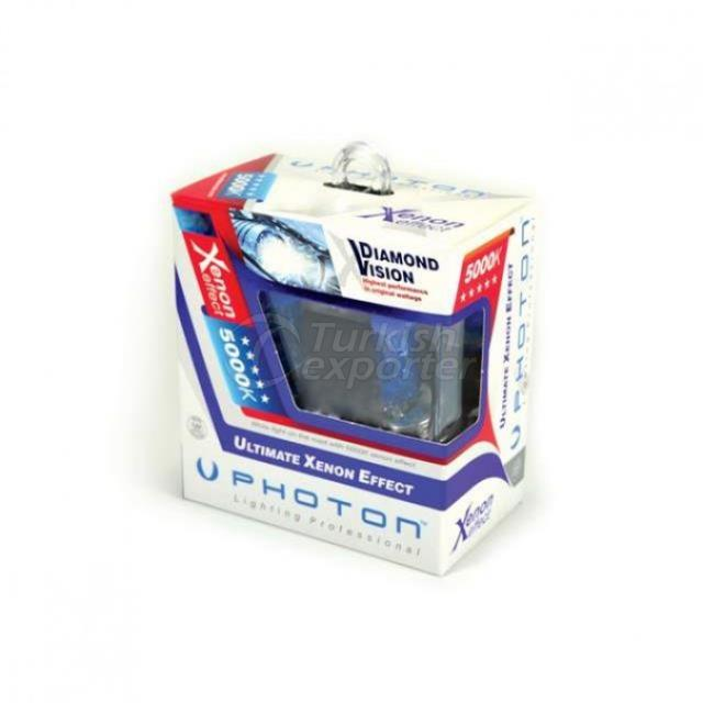 DIAMOND VISION 5000K - H10