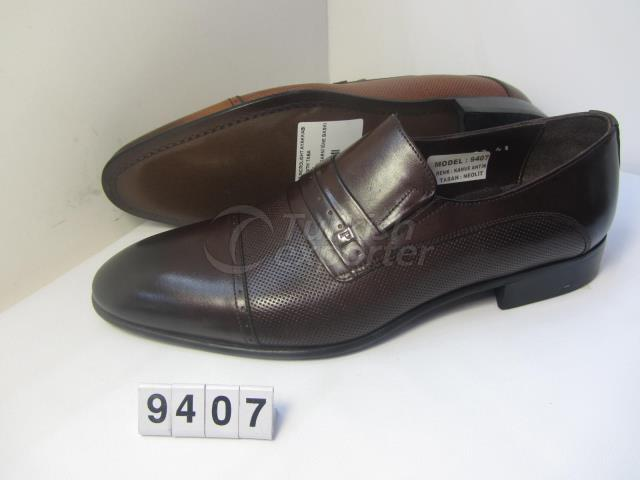 9407 Leather Shoes