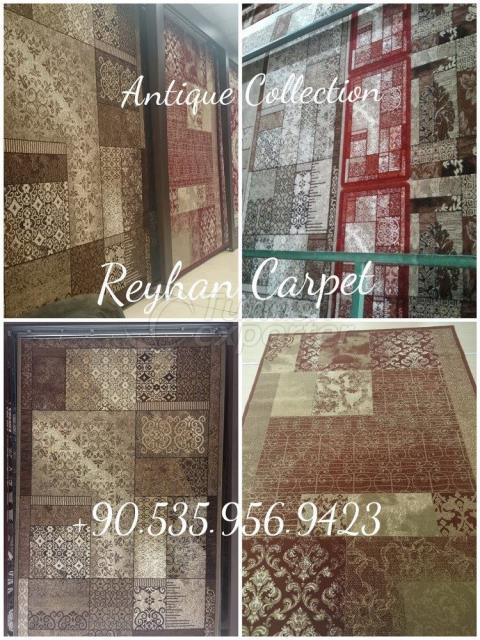 Antique Carpet