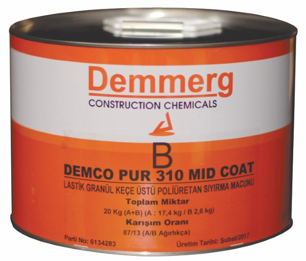 DEMCO PUR 310 MID COAT